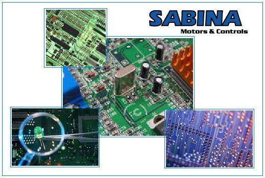 Assorted Abina Drive Boards